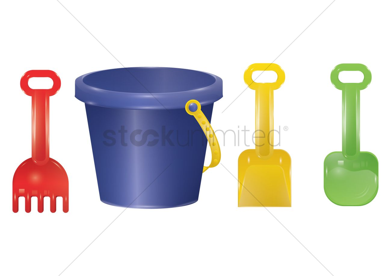 . Set of gardening tools Vector Image   1695134   StockUnlimited