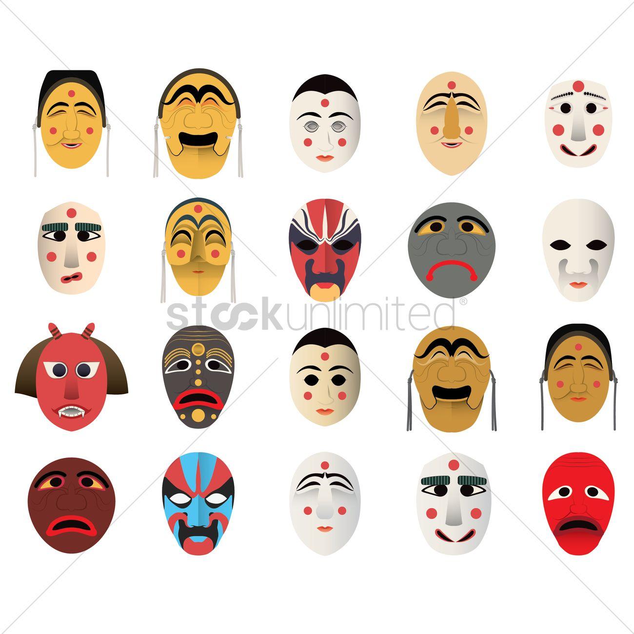 Korean Mask Color Meaning - Masks For Acne