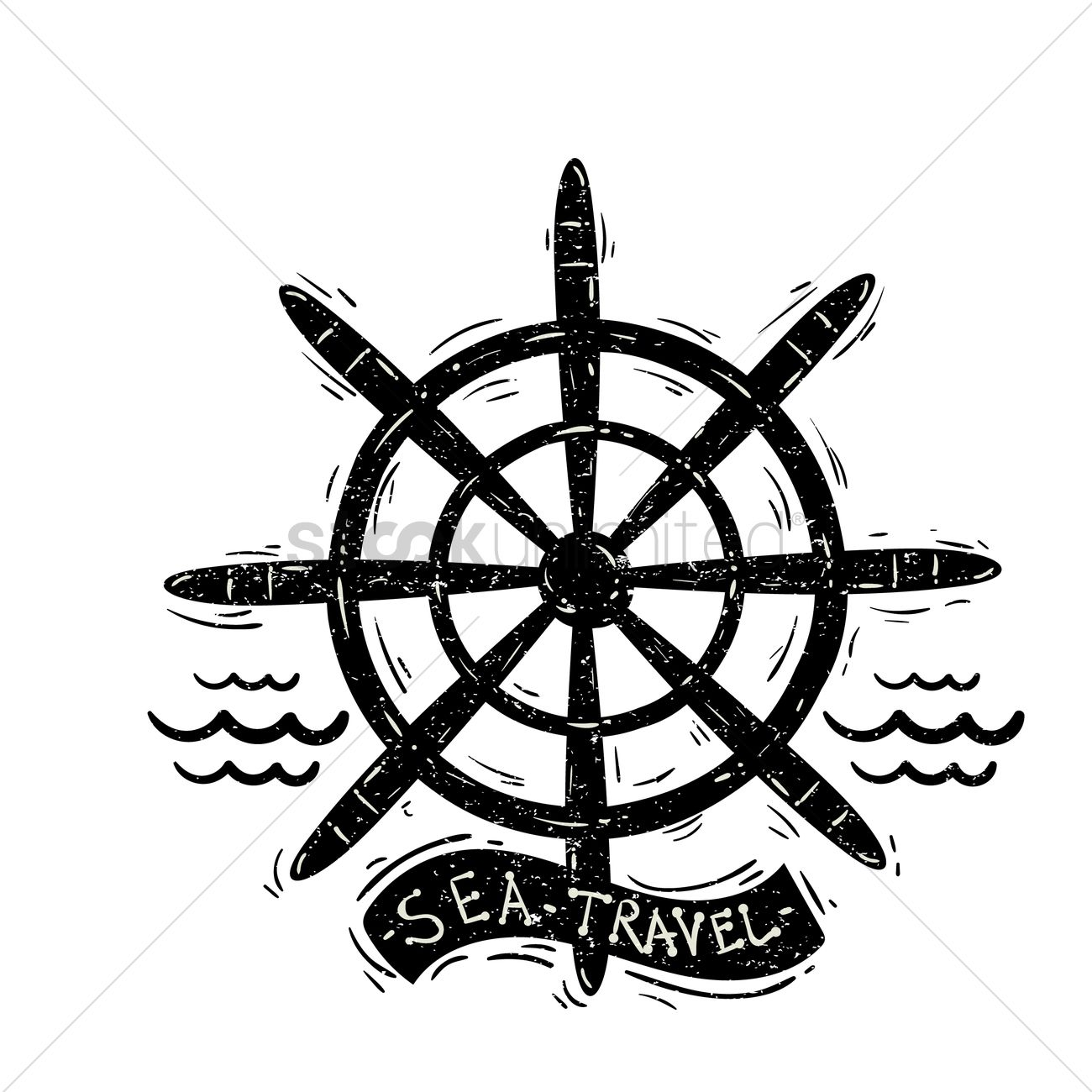 ship steering wheel vector image 1543458 stockunlimited ship steering wheel vector image