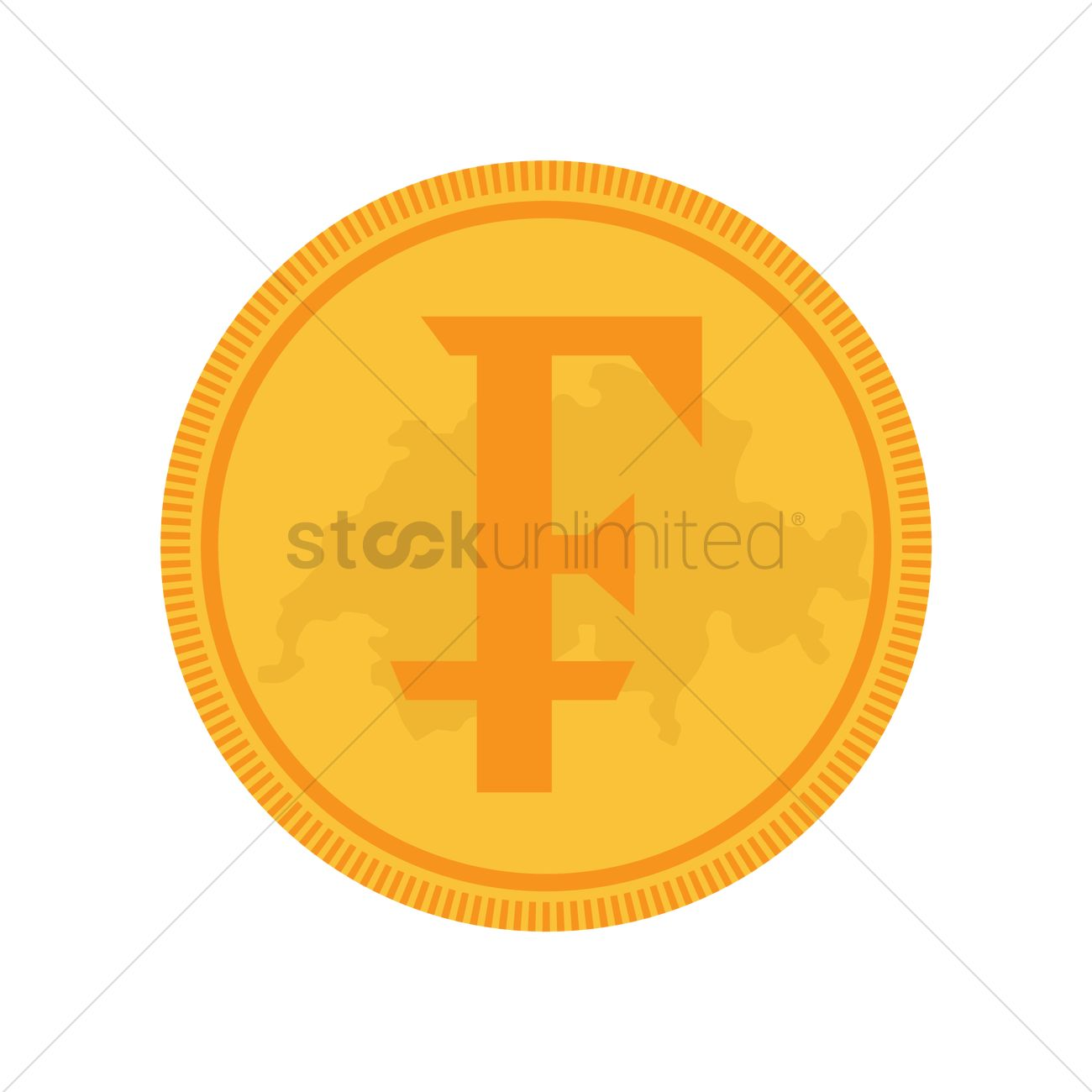 Swiss franc coin vector image 2033934 stockunlimited swiss franc coin vector graphic buycottarizona Images