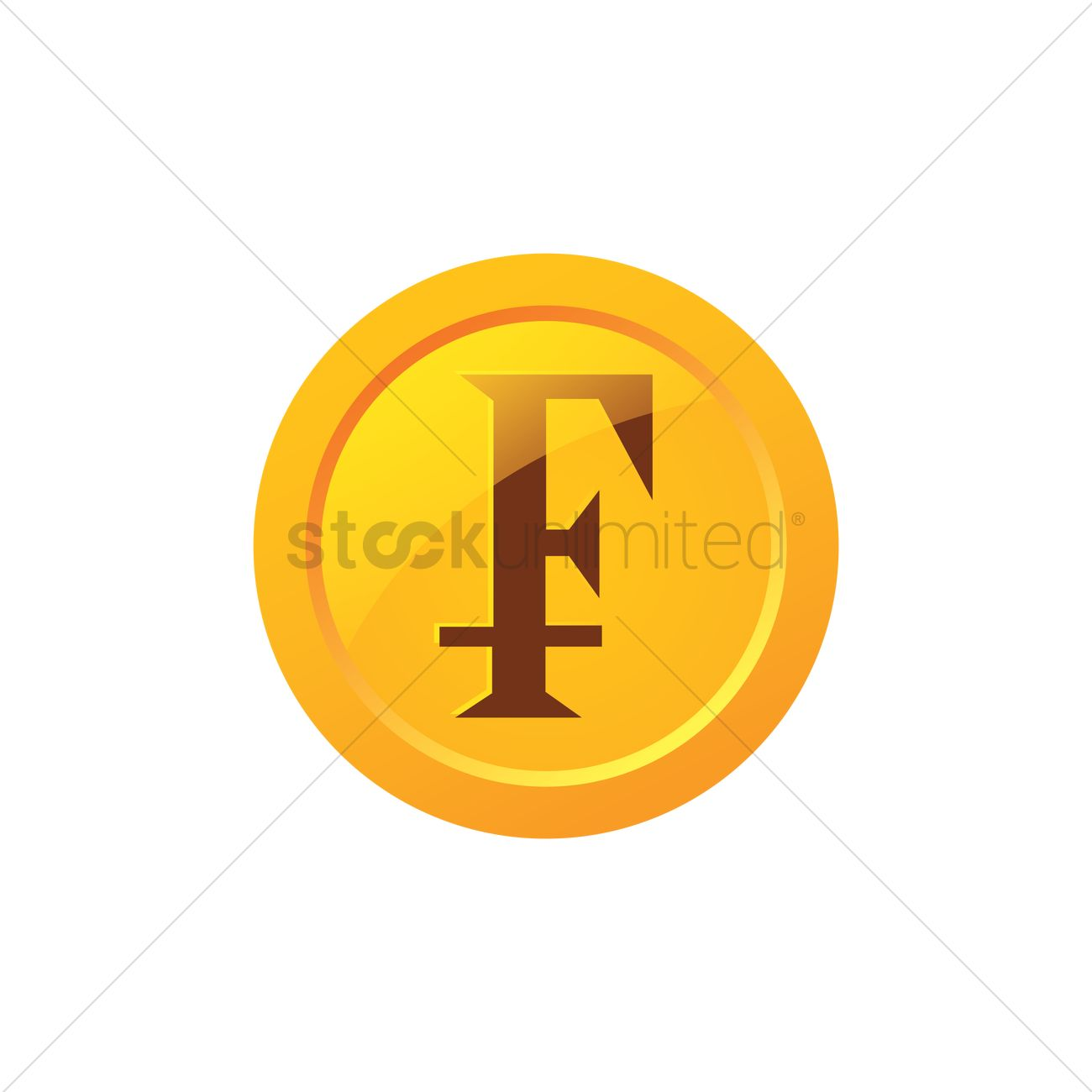 Swiss franc coin vector image 2033978 stockunlimited swiss franc coin vector graphic buycottarizona Images