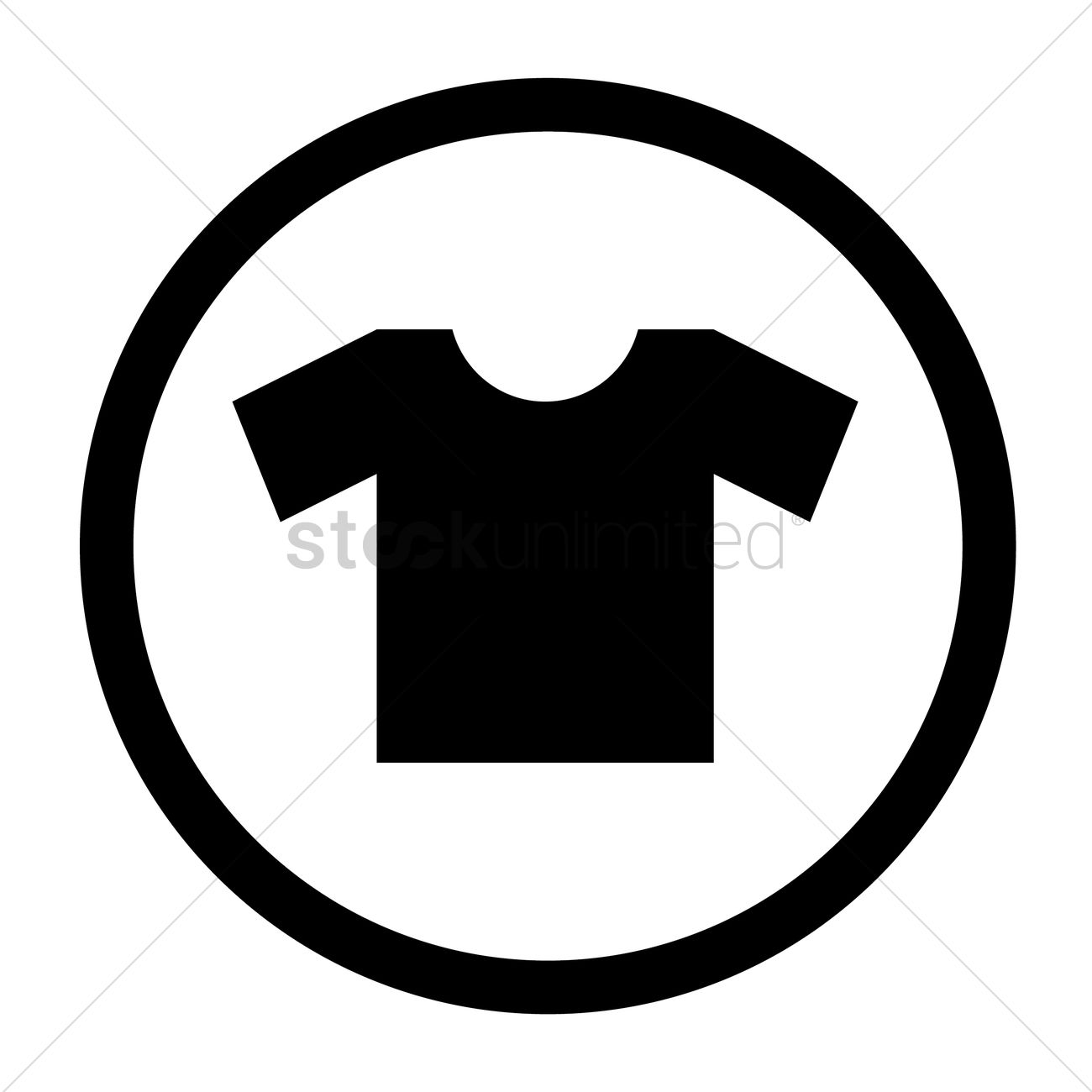 t shirt icon vector image 1648798 stockunlimited t shirt icon vector image 1648798