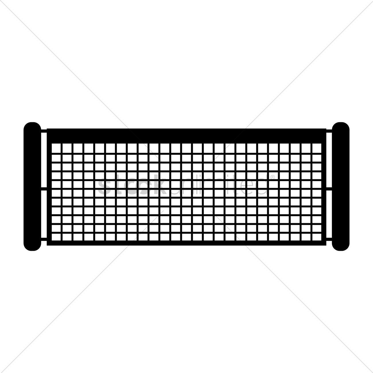 Tennis net Vector Image - 1979546 | StockUnlimited Tennis Net Vector