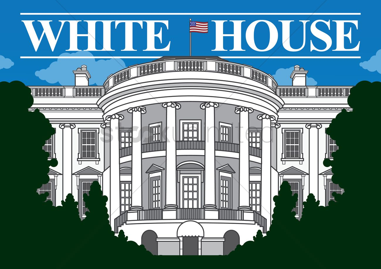 white house vector image 1553070 stockunlimited rh stockunlimited com white house clipart easy white house clip art free