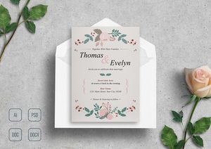 Templates : Invitation Template