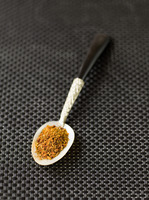 Popular : Moroccan spices in spoon