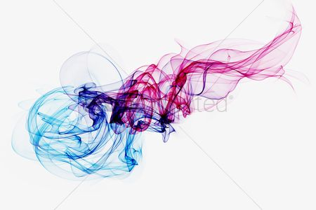 Background : Abstract design with multi-colored lines