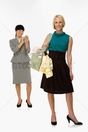 Employment issue : Businesswoman and mother
