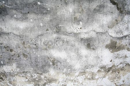 Weathered : Cement wall