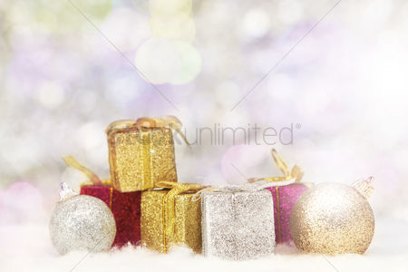 Celebration : Christmas theme decoration with copy space