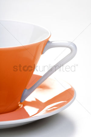 Blank : Close up of empty cup