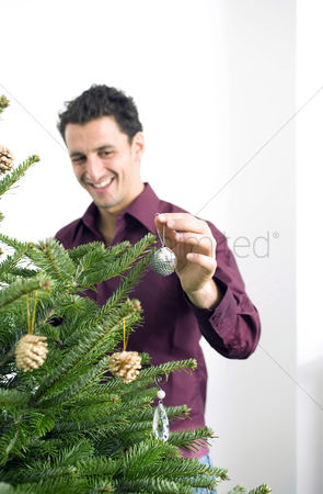 Adulthood : Decorating the christmas tree
