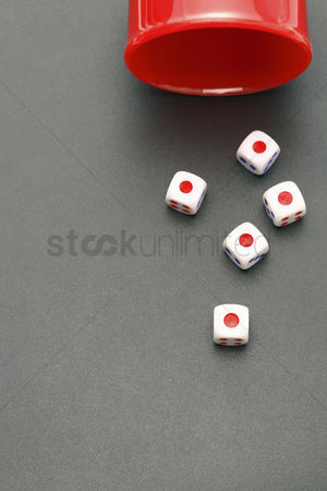 High school : Dice