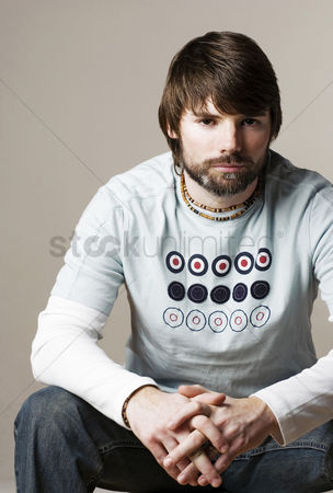 Fashion : Man posing for the camera