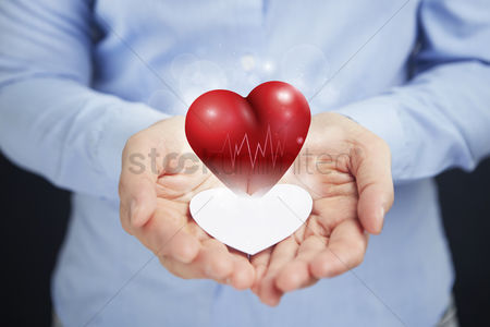 Conceptual : Medical heart concept