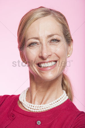 Proud : Portrait of woman