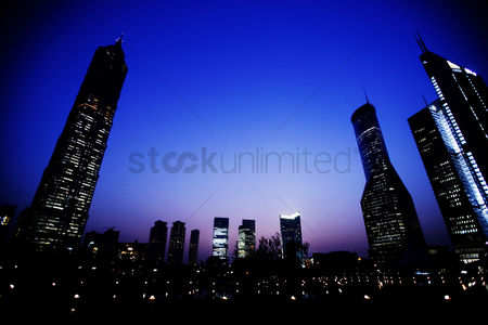 Beautiful : Pudong district