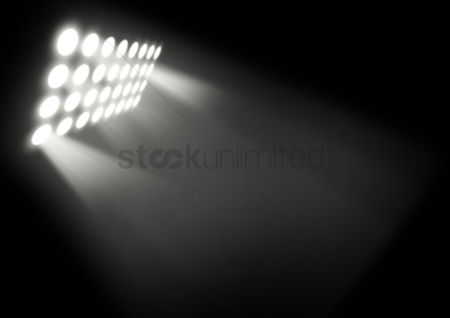 Background abstract : Spotlight rays background