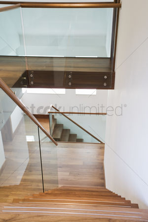 Staircase : Staircase in house interior