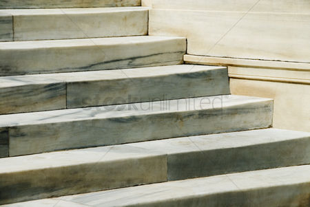 Staircase : Staircase of a museum  national history museum  athens  greece