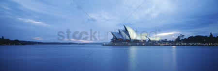 Attraction : Sydney harbor and opera house
