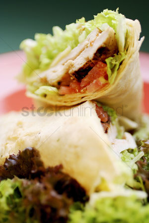 Ready to eat : Tortilla wraps