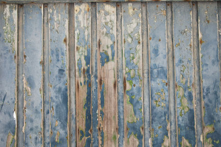 Weathered : Weathered wall of wood  ponza  province of latina  lazio  italy